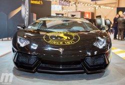 Lamborghini Aventador EDO Competition