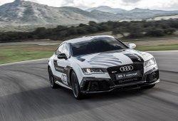 Los jugadores del Barcelona prueban la conducción autónoma de Audi