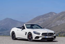 Nuevos Mercedes-AMG SL 63 y Mercedes-AMG SL 65