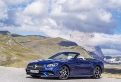 Mercedes SL 2016, su renovación ya es oficial