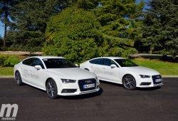 Prueba Audi A7 Sportback h-tron quattro, apuesta por el hidrógeno