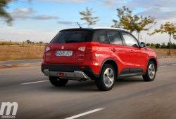 Prueba Suzuki Vitara 1.6 DDiS 4x4: dinámica, consumos y conclusión