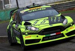 Valentino Rossi gana el Monza Rally Show 2015