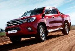 Australia - Octubre 2015: La nueva generación del Toyota Hilux impone su ley