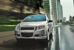 México - Octubre 2015: Chevrolet Aveo, el más vendido y el más inseguro