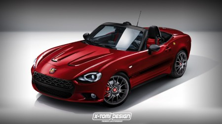 Abarth 124 Spider, ¿por qué no?