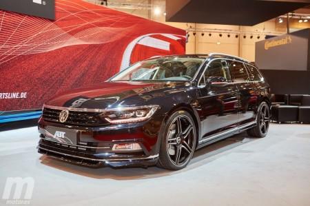 ABT Volkswagen Passat Variant, un familiar con mucho músculo