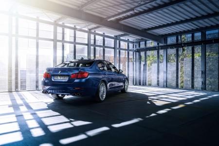 El BMW Alpina B5 se actualiza con 600 CV