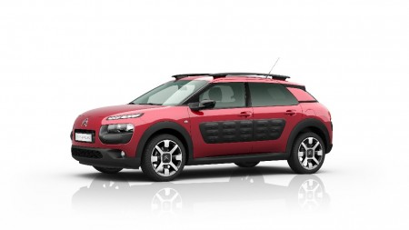 Citroën C4 Cactus Shine Edition, edición especial con más equipamiento