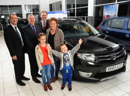 Dacia alcanza los 3,5 millones de unidades vendidas