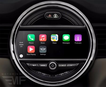 BMW y MINI integrarán en sus sistemas Android Auto y Apple Carplay