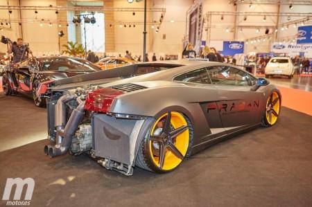 800 CV para el Lamborghini Gallardo Twin Turbo de Praban