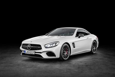 Mercedes SL 2016, al descubierto en sus primeras imágenes oficiales