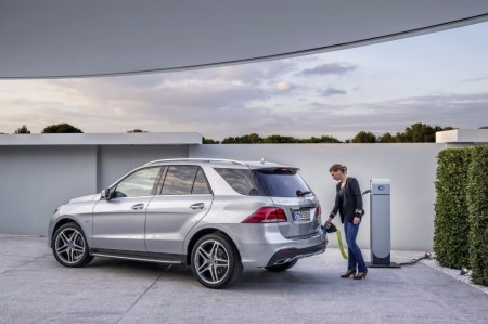 La gama SUV de Mercedes prepara novedades para el 2016