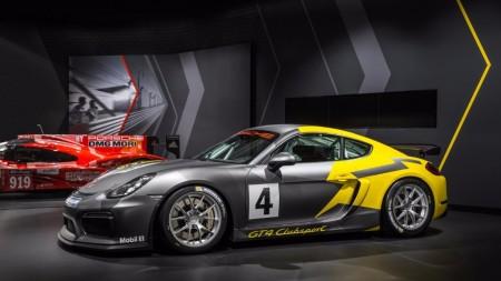 Porsche Cayman GT4 Clubsport, presentado y a la venta