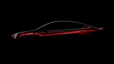 Subaru Impreza Sedan Concept, directo al Salón de Los Ángeles 2015