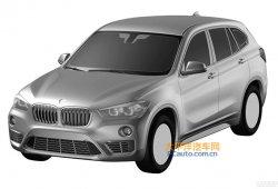 Este es el nuevo BMW X1 para China con distancia entre ejes alargada