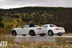 Mazda MX-5 ND vs NC: Hablemos de diseño