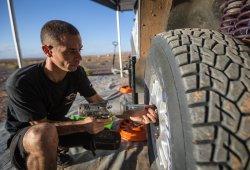 El duro y exigente Dakar 2016 de Michelin