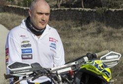 El hito de Alberto Prieto en el Dakar 2016