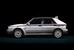 El Lancia Delta HF Integrale de tus sueños, a subasta