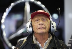 Niki Lauda niega una alianza Mercedes-Ferrari
