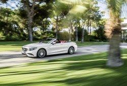 Estos son los precios y equipamiento del nuevo Mercedes Clase S Cabrio