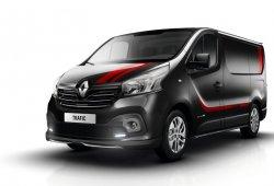 La Renault Trafic añade emoción con el paquete Sport+