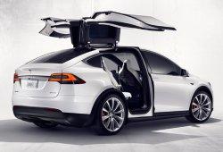 Tesla amplía la producción del Model X