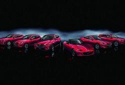 Tres millones de Mazda de nueva generación han sido fabricados