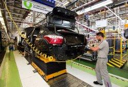 España superará los 2,6 millones de vehículos fabricados en 2.015