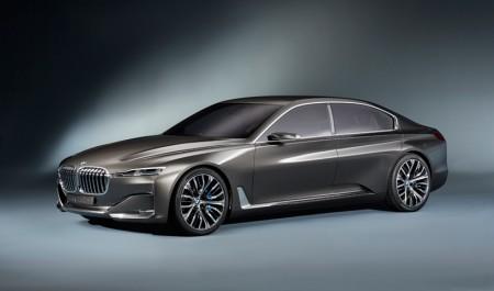 El futuro de BMW: nueva Serie 9 y un i6 sedán eléctrico