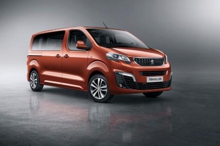 Citroën Spacetourer, Peugeot Traveller y Toyota Proace: el nuevo trío de furgonetas