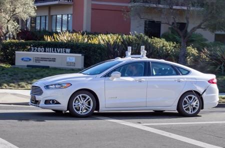 Ford ya ha comenzado las pruebas en carretera de su primer coche autónomo