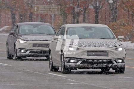 El Ford Mondeo 2017 se pasea por Detroit con un aspecto renovado