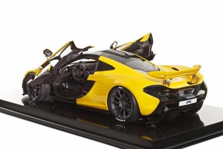 ¿Pagarías más de 12.000 euros por esta miniatura del McLaren P1?