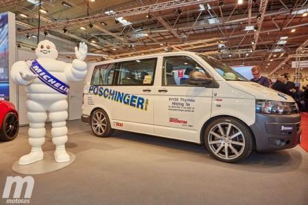 """MTM Volkswagen T500, la """"furgo"""" de récord que no quería llamar la atención"""