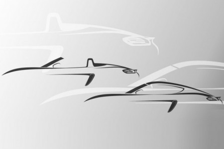 Los Porsche 718 Boxster y 718 Cayman rondarán como mínimo los 300 CV