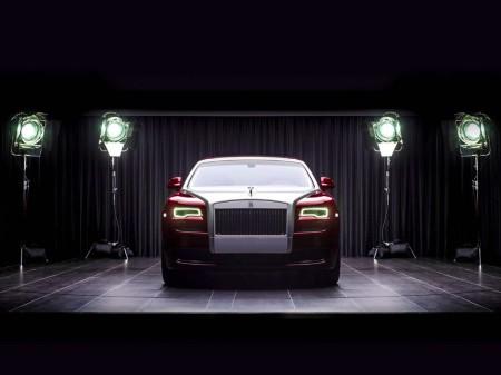 Un Rolls-Royce Ghost muy especial para Arabia Saudí