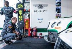 Bentley trabaja en un motor para LMP2
