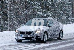 El BMW Serie 1 Sedán ya está listo para ser presentado el mes que viene y ser rebautizado como Serie 2
