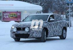 Nuevas fotos espía del próximo BMW X2