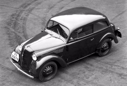 Breve historia del Opel Astra