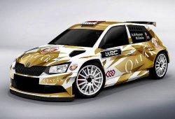 La conquista árabe del WRC