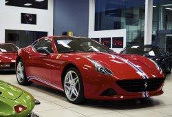 Un nuevo Ferrari California T 'Tailor Made', ahora con los colores del 458 GT3