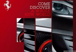 Si recibes esta invitación, verás al Ferrari FF 2016 antes que nadie