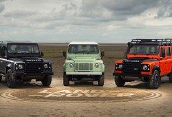 Finaliza la producción del Land Rover Defender tras casi siete décadas