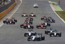 Horarios de los Grandes Premios de la Fórmula 1 2016
