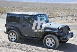 Confirmado: El Jeep Wrangler 2018 contará con mecánicas híbridas