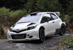 Juho Hänninen y Bryan Bouffier en el radar de Toyota